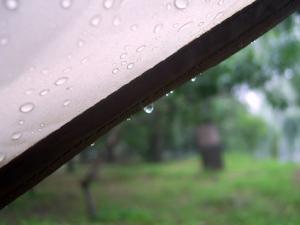 Condensação de Água na Barraca e no Trailer