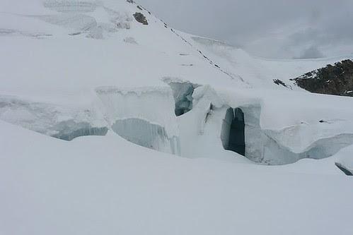 Descente sur Zermatt