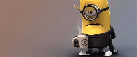 despicable  angry minion hd  wallpaper