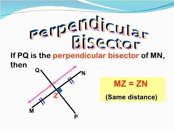 Electronic gas detector: Perpendicular bisector calculator
