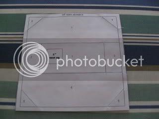 Paper Piecing Pattern