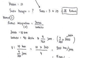Soal Logika Matematika Dan Jawabannya
