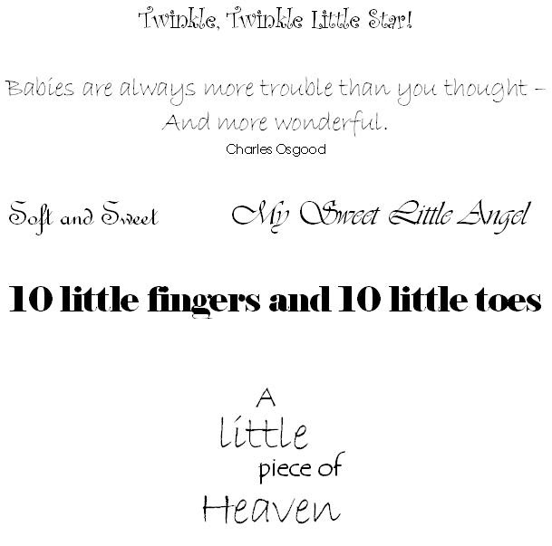 Sweet Baby Girl Quotes And Sayings All About Hockey