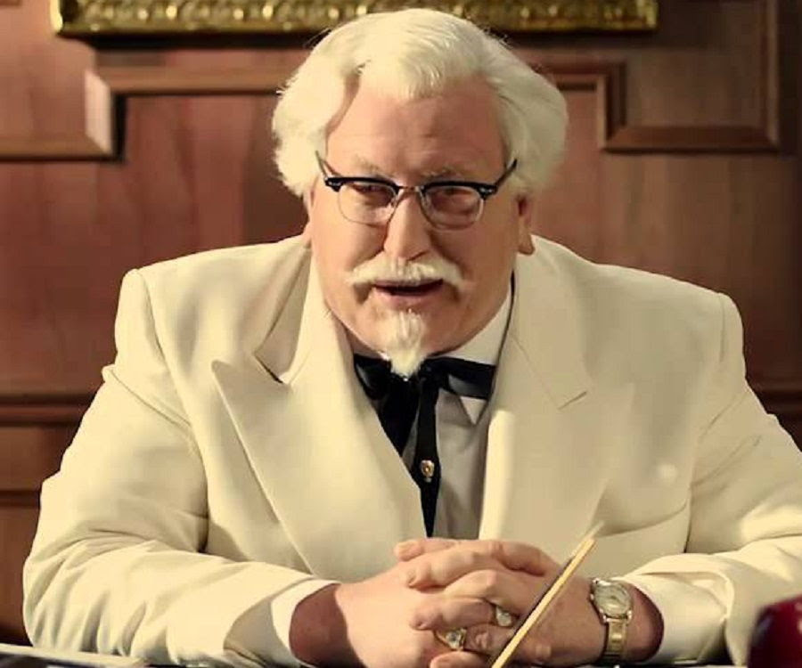 Image result for Colonel Harland Sanders