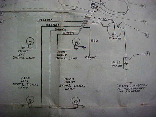 cj2a fuel gauge wiring diagram image 8