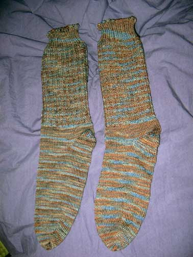 Roommate Socks