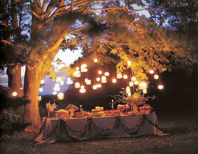 Garden Party Ideas - by a Professional Party Planner