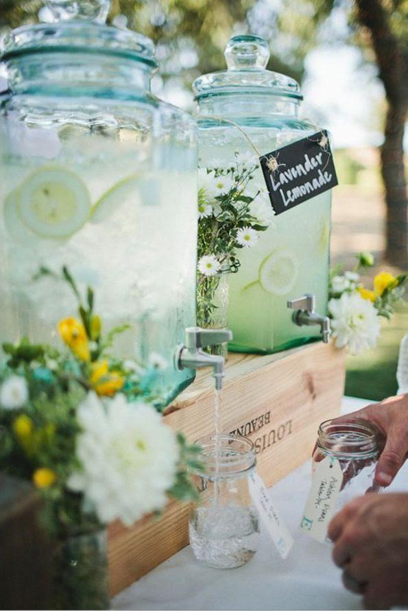 Wedding drinks #CastleHIllDreamWedding