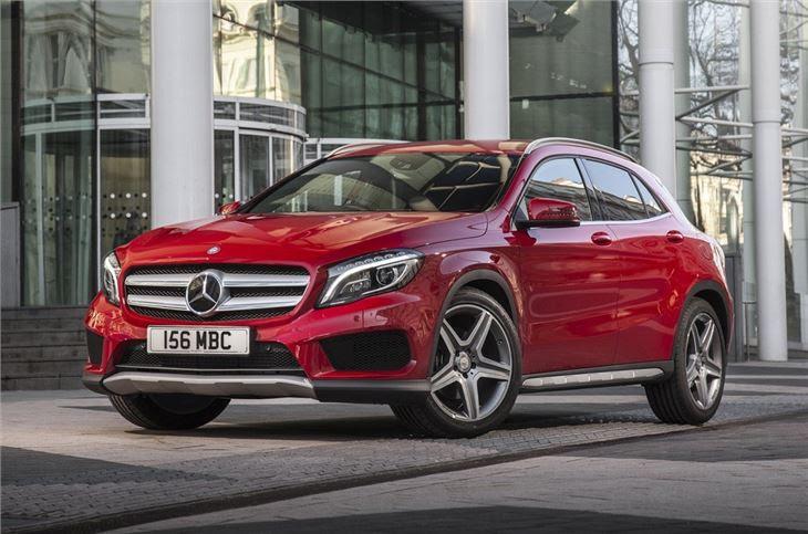 Mercedes Benz Gla 2014 Car Review Specifications Honest John