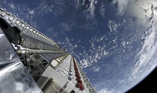 Спутниковый интернет Starlink достигнет 300 Мбит/с и покроет почти всю планету до конца года