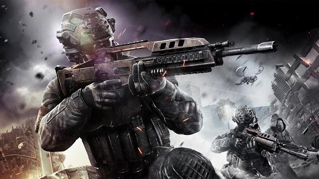 Call of Duty של שנת 2016 מוגדר בחלל ובעתיד הרחוק