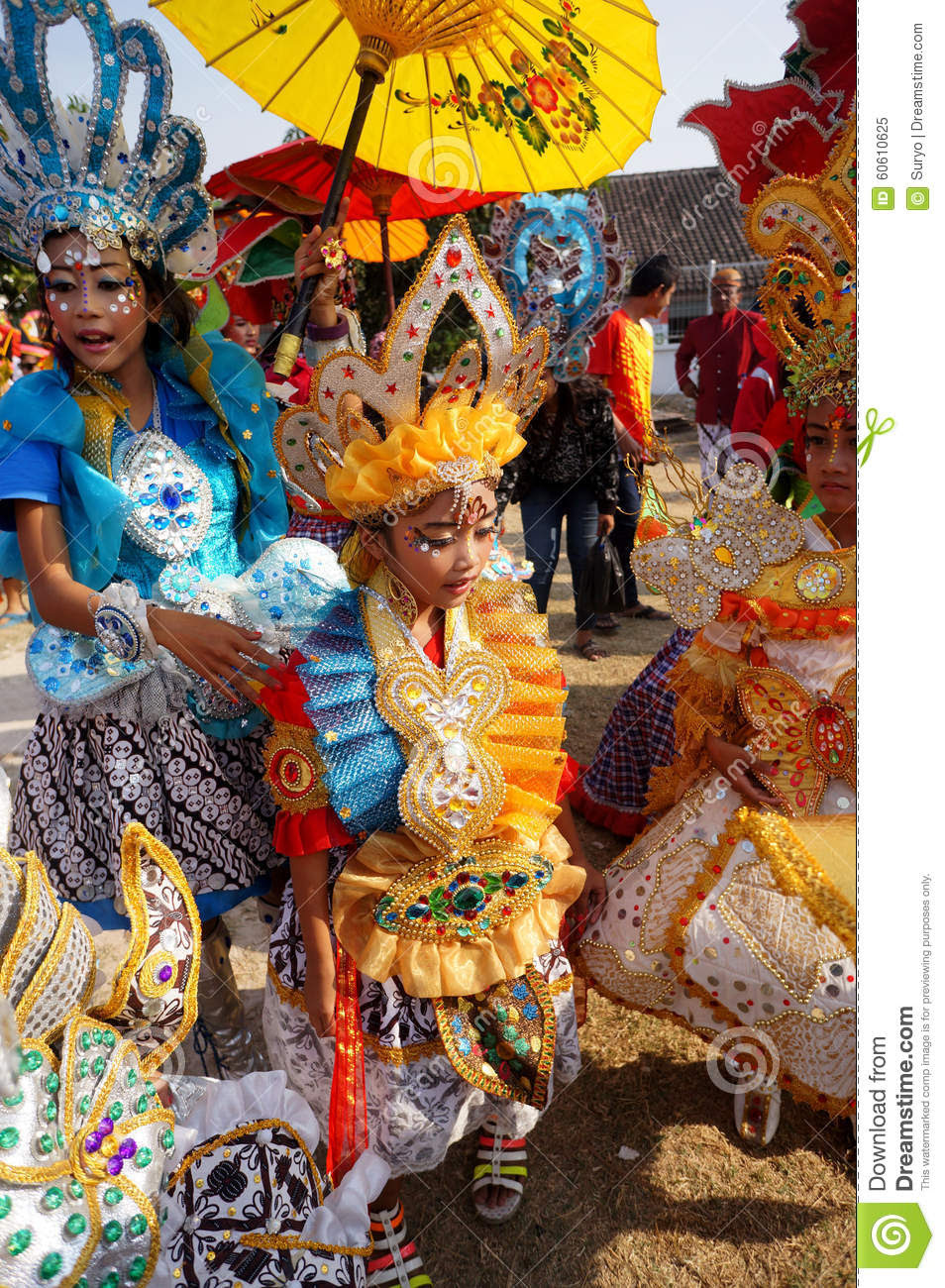 Carnival Editorial Image  Image: 60610625