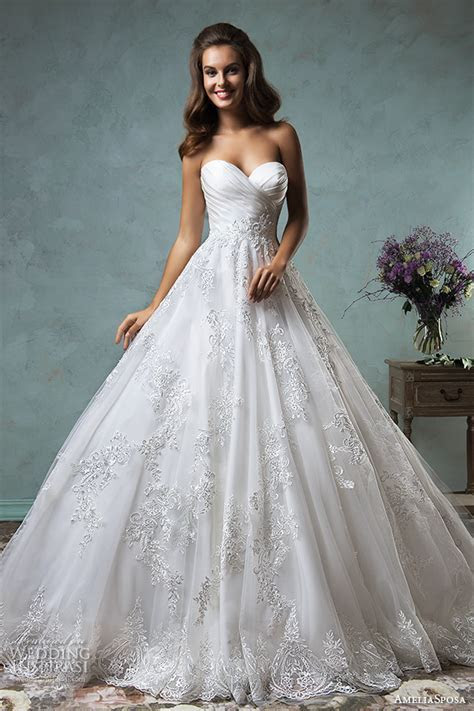 Amelia Sposa 2016 Wedding Dresses ? Volume 2   Wedding