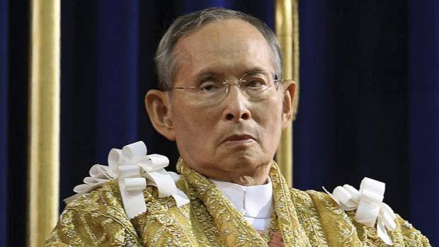 Image result for King Bhumibol Adulyadej