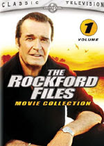 The Rockford Files: The Movie Collection 1, a Mystery TV Series