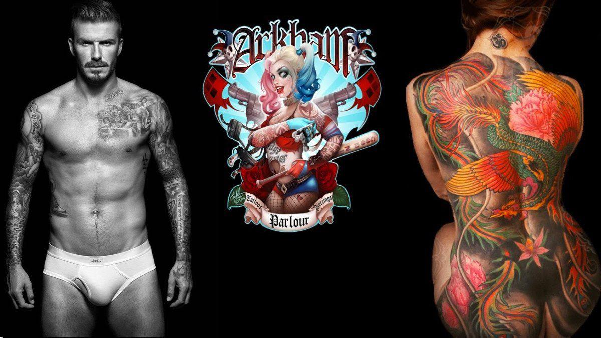 Los Tatuajes Son Malos Para La Salud Lo Que Los Tatuajes Hacen A