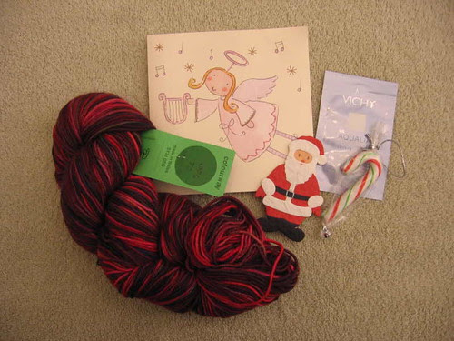 Yarn from Mairin