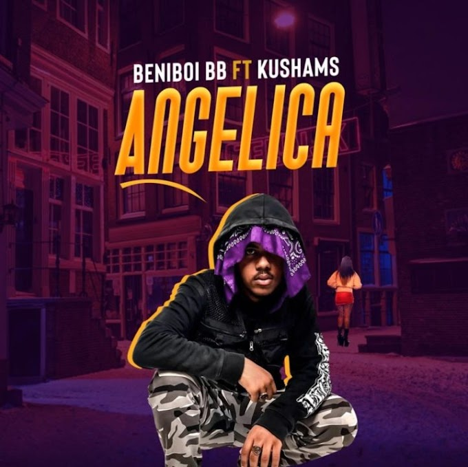 JJC's son Beniboi BB unveils new record, 'Angelica' feat. Kushams - Listen!