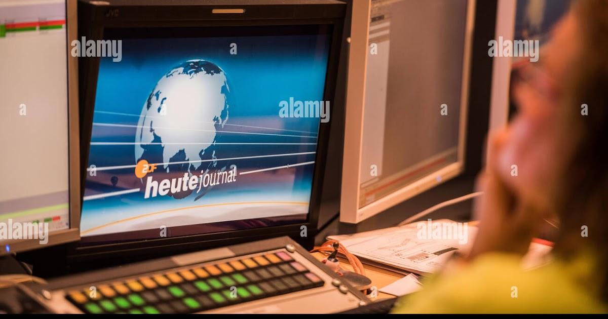 Nachrichten Heute Journal Live / Zdf Mediathek Heute ...