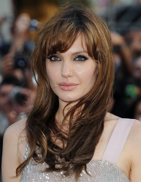 44 Short Hairstyles With Long Bangs Top Inspiration