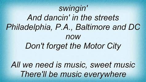 kim weston dancing   street lyrics youtube