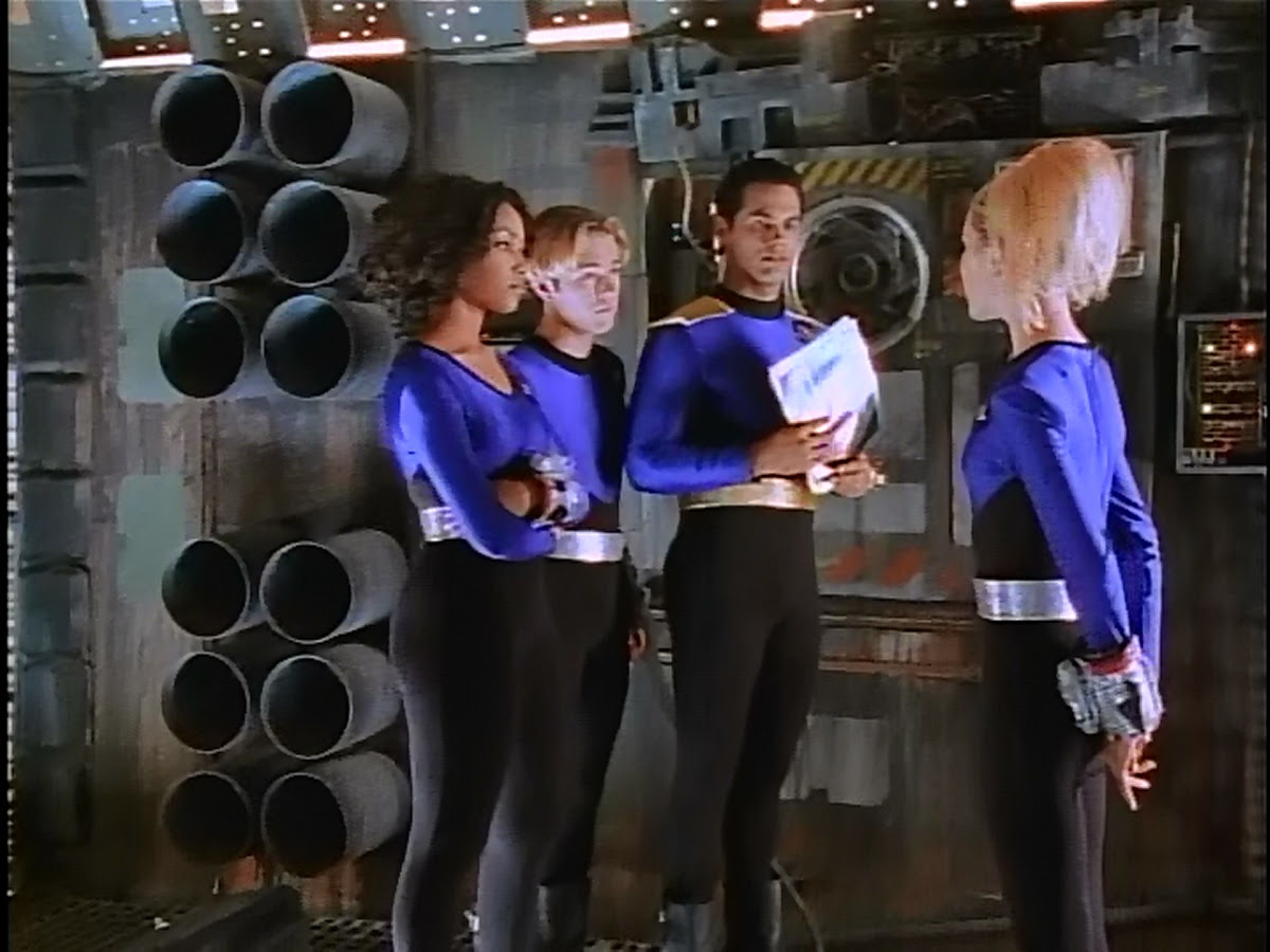 The Planet Patrol. In a lot of Spandex.