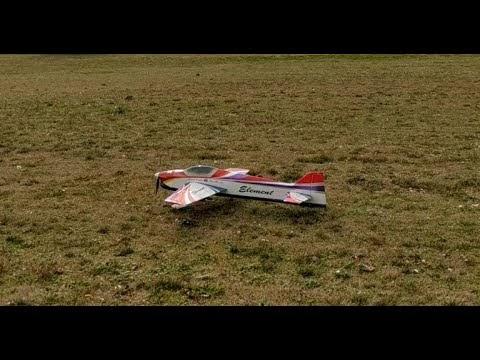 Un volo con il Fliton Element 30 F3A ARF