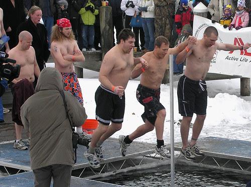 2009 Polar plunge