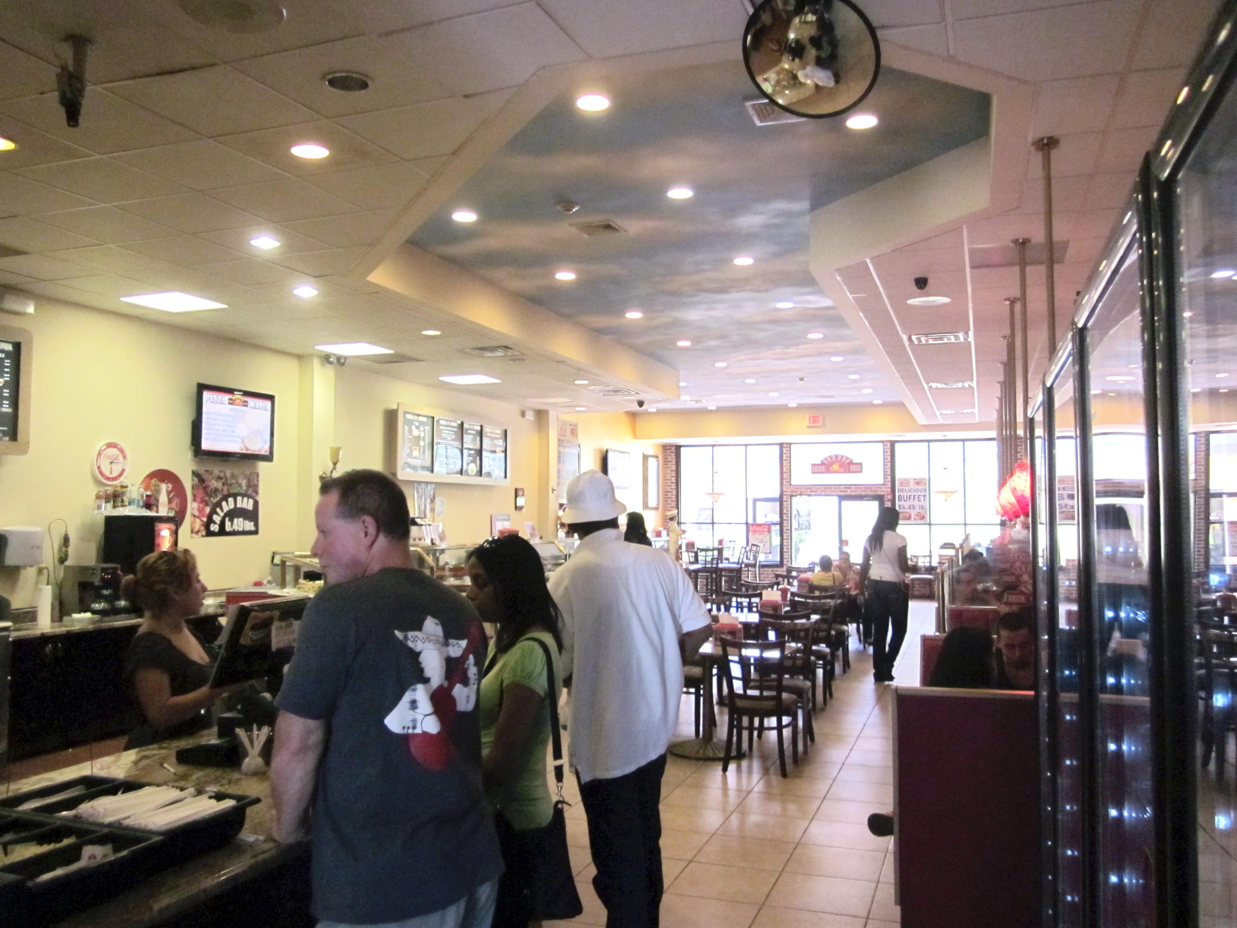 Maxparangi Pizzeria Restaurant Yonkers Ny