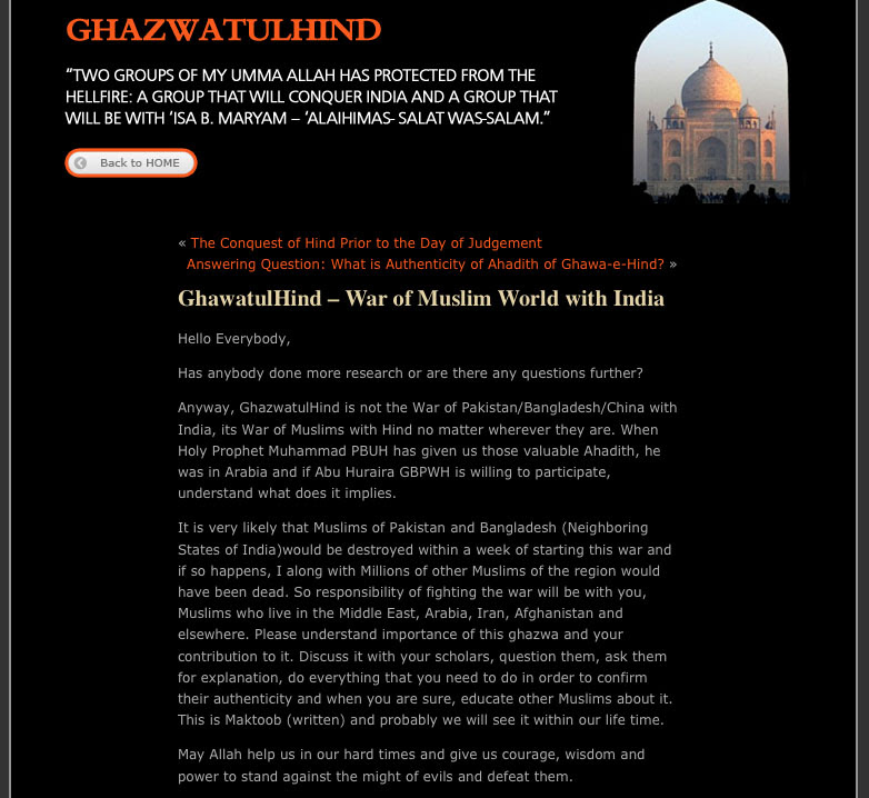 ghazwa