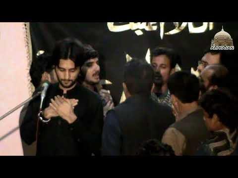 Ali Raza Haidri Layyah Nohay at Qasba Balochan Layyah