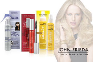 Contest Alert! Enter the John Frieda Hair Dare Sweepstakes