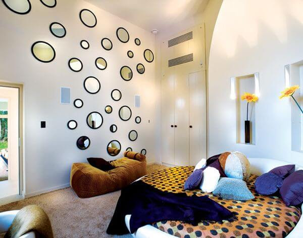 15 Most Amazing Modern Round Beds Ideas You'll Ever See 8
