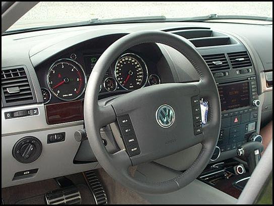volkswagen touareg v10 tdi. Volkswagen Touareg V10 TDI