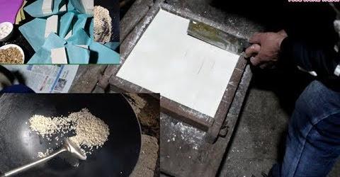 Làm bánh khảo bằng đường phên thơm ngon ngày tết không thể thiếu