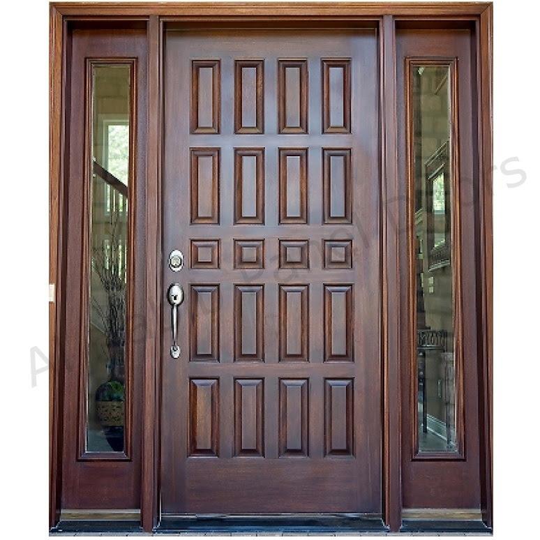 dayar wooden front door hpd458