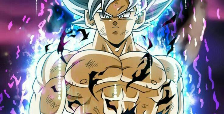 Super Saiyan Wallpaper Body Son Goku Ultra Instinct Dragon Ball Z