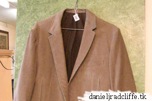 Jacket from Dan on an auction (Deathly Hallows)
