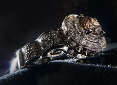 LeVian Chocolate Diamond Ring