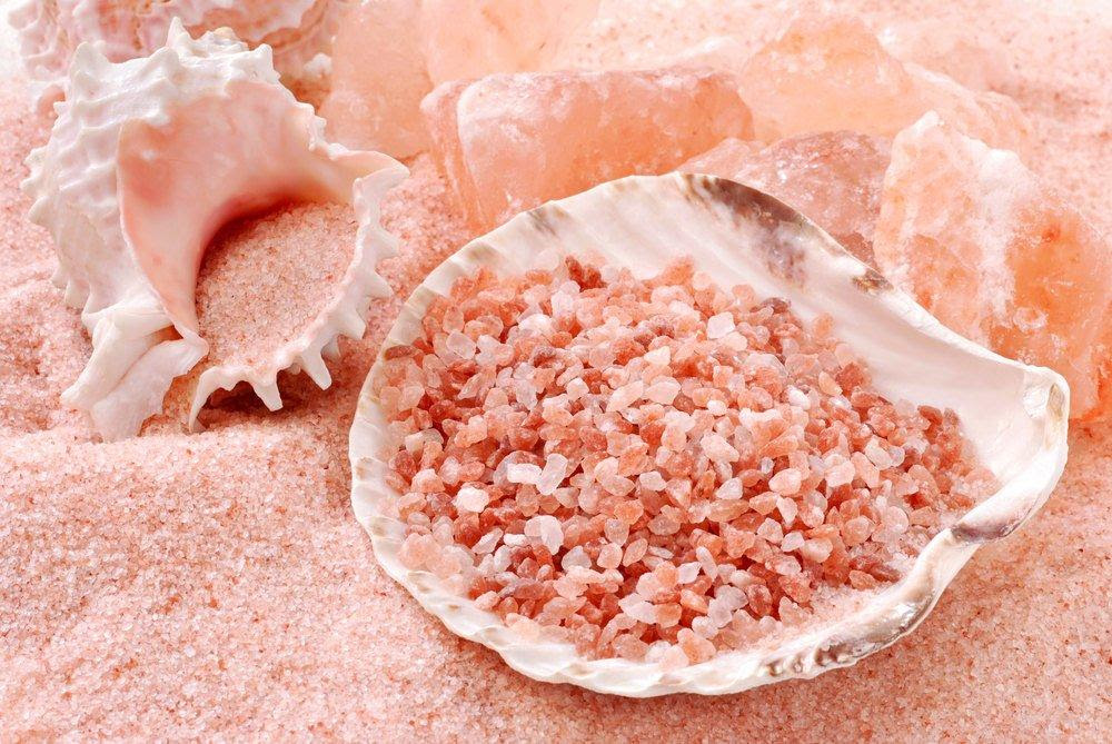 See What Happens With Your Body When You Eat Pink Himalayan Salt