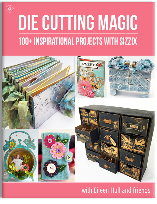 Layers of ink: Die Cutting Magic E-Book Launch