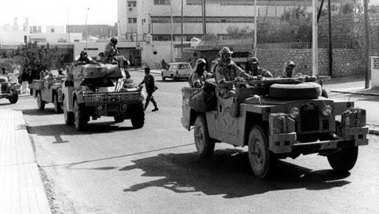 Un día como hoy de 1975, Marruecos inicia la Marcha Verde, Ejército español se retira del Sáhara.