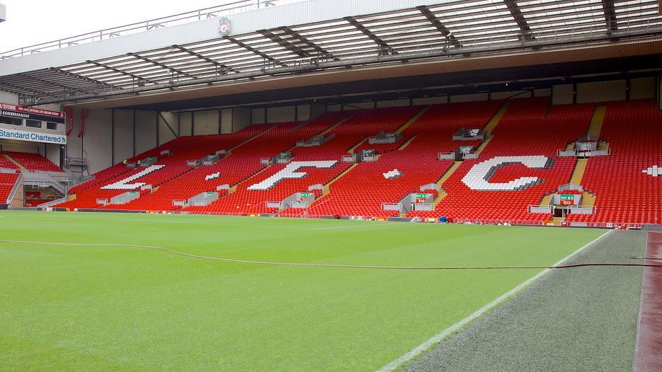 Anfield Road Stadium in Liverpool, England   Expedia