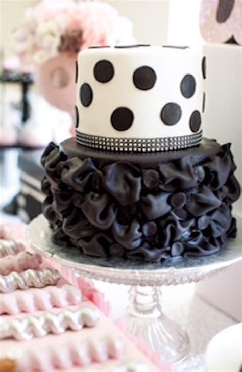 Kara's Party Ideas Glamorous Minnie Mouse Birthday Party