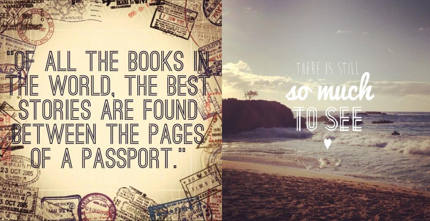 20 Frases Inspiradoras Para Viajantes