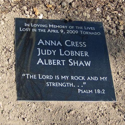 Anna Cress, Judy Lobner and Albert Shaw