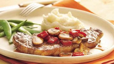Teriyaki Family Steak Dinner recipe from Pillsbury.com