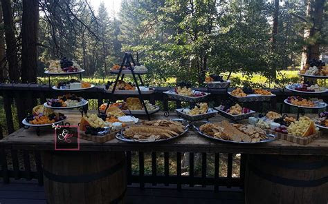 Inland Empire Forest Weddings   Graystone Catering