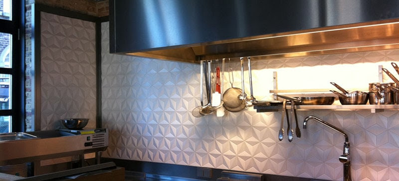 25 Spectacular 3D Wall Tile Designs To Boost Depth and Texture homesthetics ideas (16)