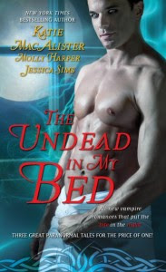#BookReview: Shades of Gray de Katie MacAlister (Anthology The Undead in my Bed)